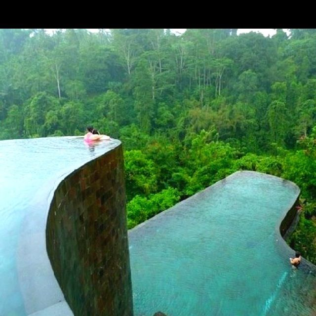 Infinity Pinterest Pool one