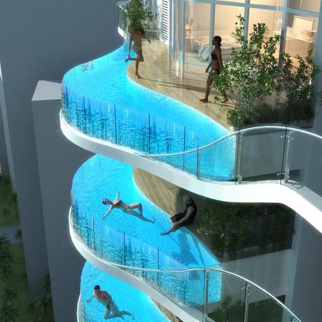 Aquaria Grande Residential Tower, Mumbai, India