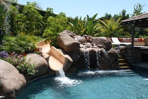 pool slide 1