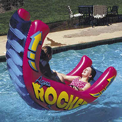 Aqua Fun Rocker Fun Float