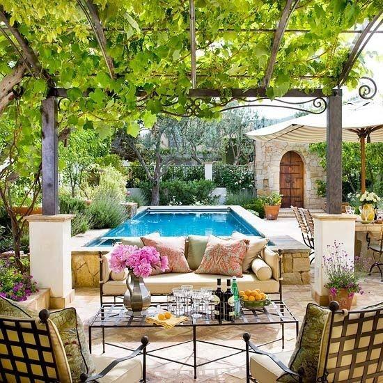 Cool Backyards