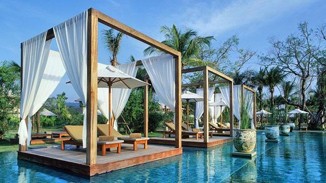 The Hotel Resort Cabana