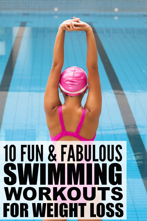 10 swimming workouts to lose weight north bay water - How long after pool shock before swim ...