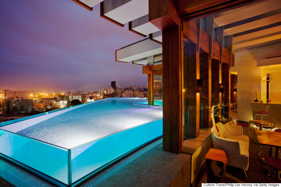 11. Le Gray Hotel, Lebanon