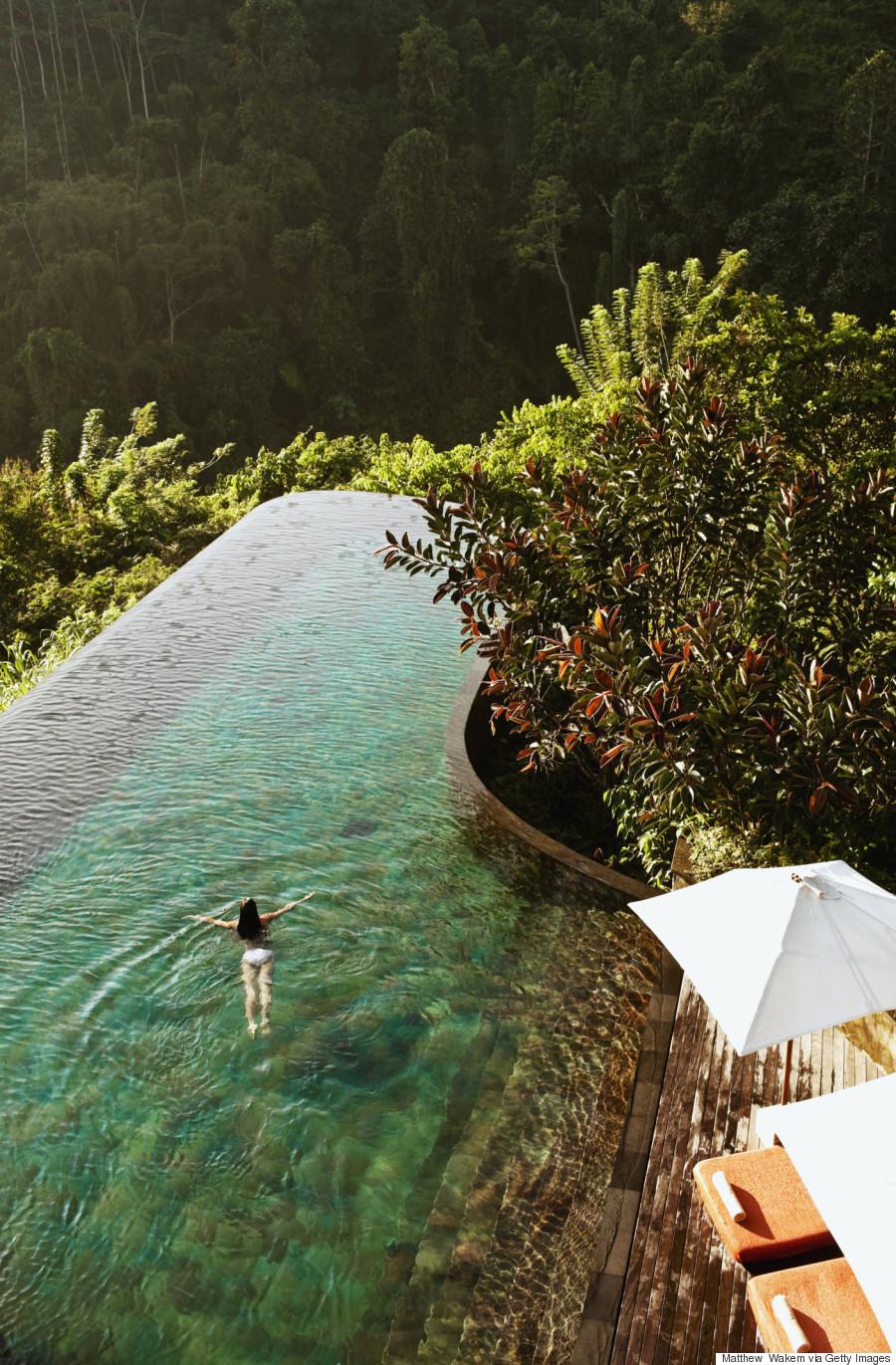 4. Hanging Gardens Ubud in Bali, Indonesia