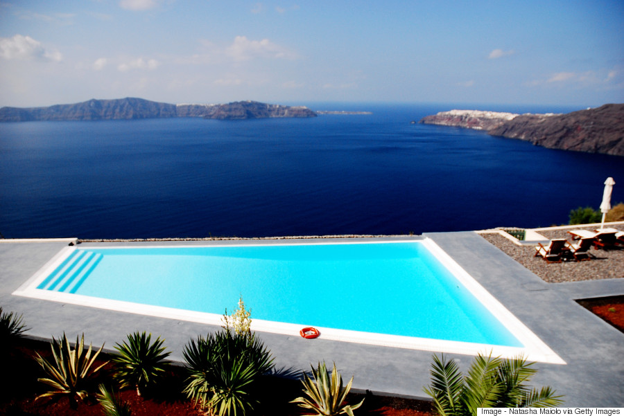 6. Anastasis Apartments in Santorini, Greece