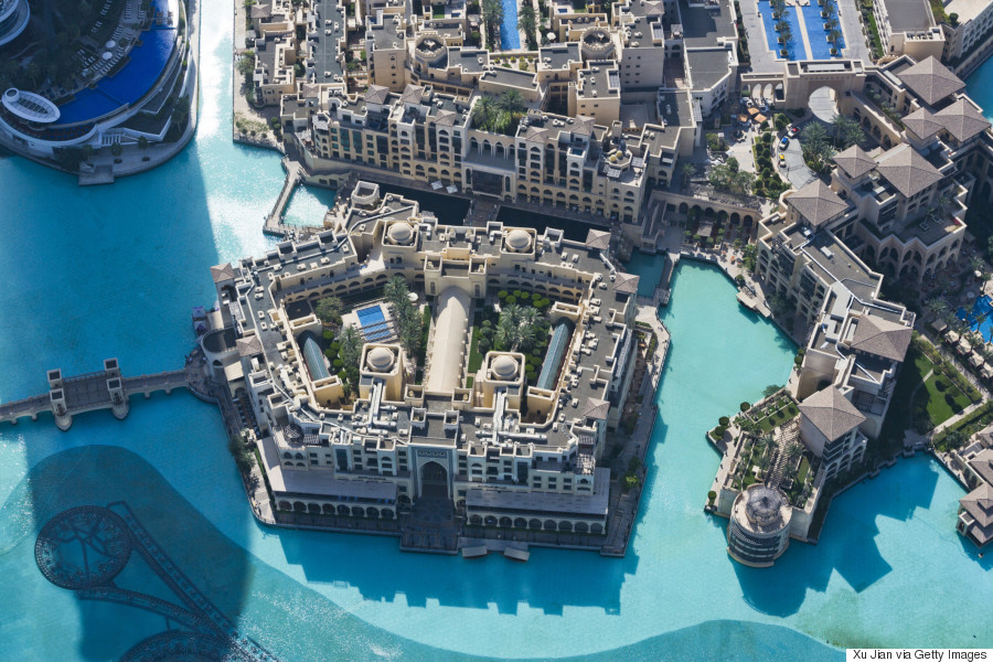 9. The Palace Downtown Dubai, United Arab Emirates*
