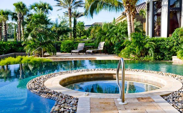 5 Pool Landscape Design Ideas North Bay Water Service Inc Pool